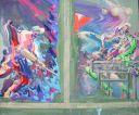 Skrz zeď - Michael RITTSTEIN
