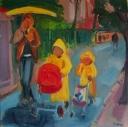 Žlutý deštník - Marek Fexa