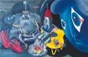Lajka Nemo a Valentýna - Michael RITTSTEIN