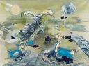 Utonulá Luna - Michael RITTSTEIN