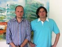 zobraz fotogalerii 57 STÉKÁNÍ JE GESTO - Výstava autorů Evžena ŠIMERY a Martina KRAJCE