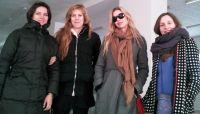 zobraz fotogalerii 60 FIRE WALK WITH ME - Výstava autorek Jitky NESNÍDALOVÉ, Veroniky DRAHOTOVÉ, Nikoly SEMOTÁNOVÉ a Evy ŠTÝBROVÉ
