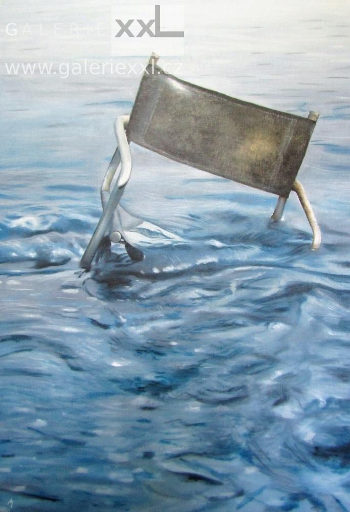Židle (Alexandra Jiříčková)