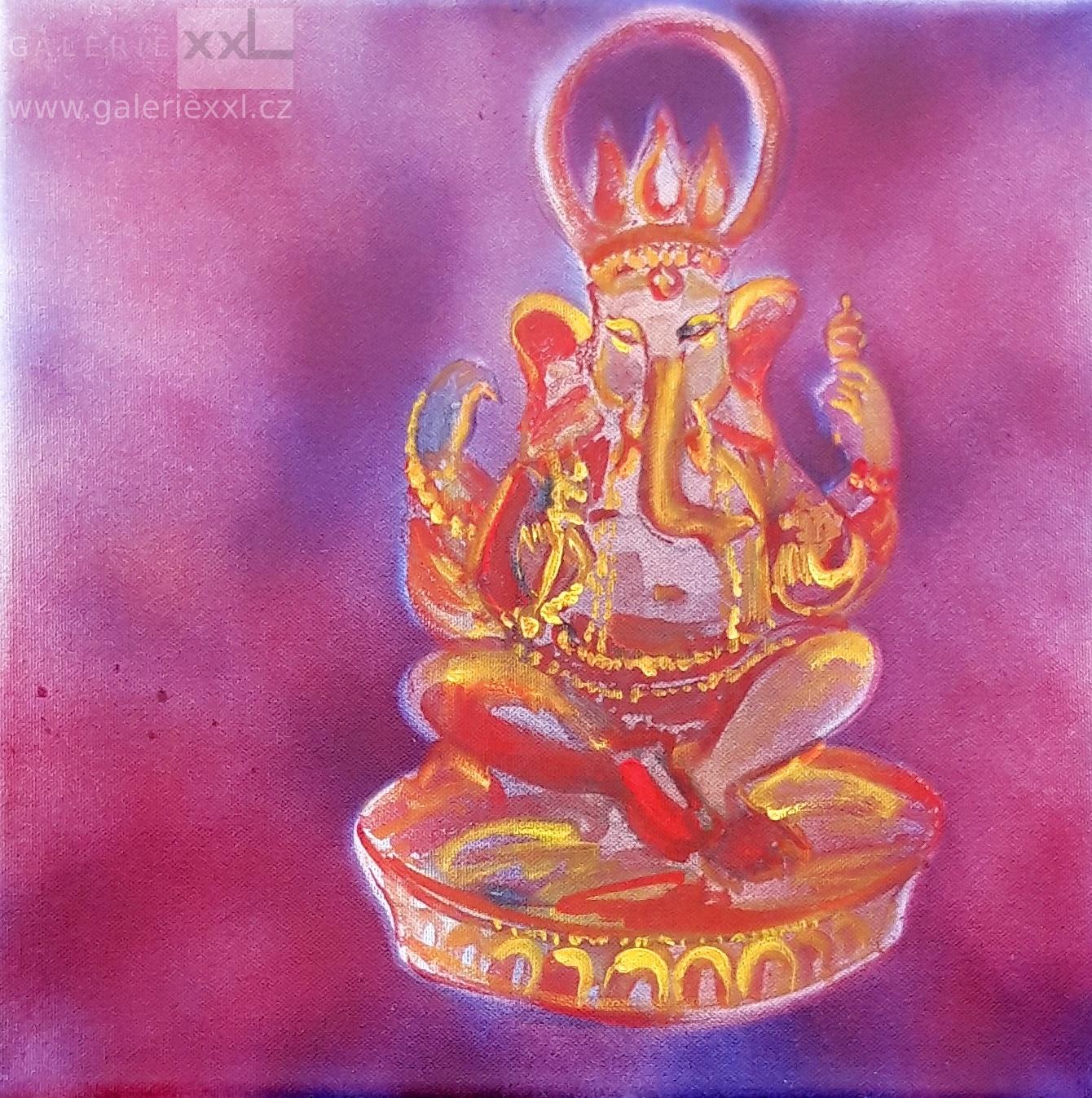 Ganesha (Eva Spěváčková)